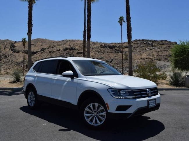 New 2018 Volkswagen Tiguan 2.0T S 4MOTION SUV in Cathedral City