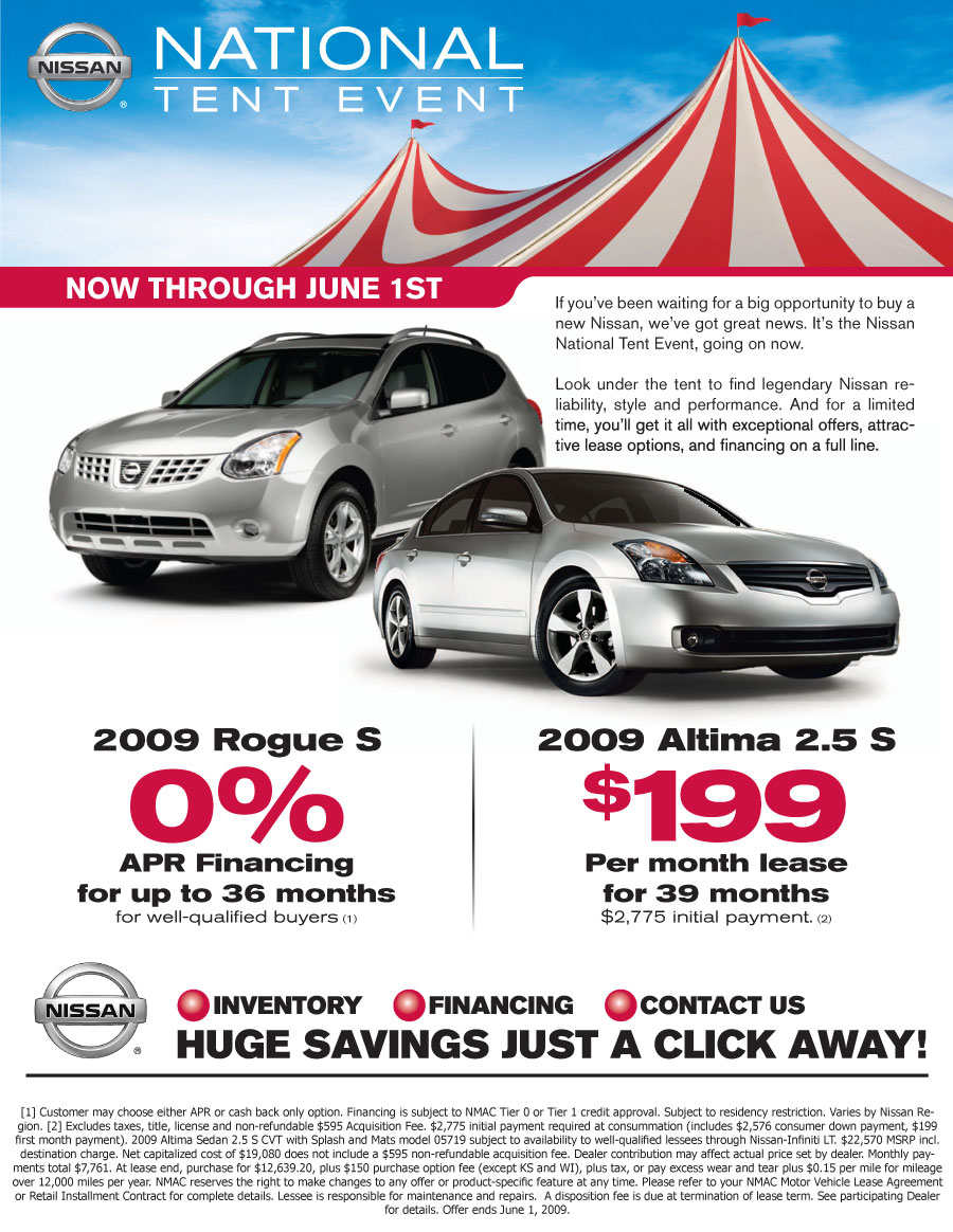 National Tent Sale  sc 1 st  Reliable Nissan & National Tent Sale | Reliable Nissan