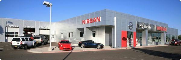 Nissan Dealer About Reliable Nissan Rio Rancho Amp Santa