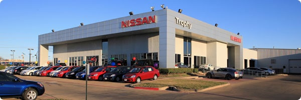 Trophy Nissan Picture