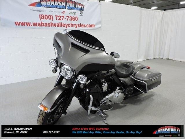 2016 Harley Davidson Flhtk Ultra Limited Motorcycle