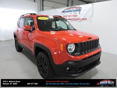 2018 Jeep Renegade ALTITUDE 4X4 Sport Utility for sale near Kokomo