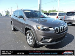 2019 Jeep Cherokee LATITUDE PLUS 4X4 Sport Utility for sale near Kokomo