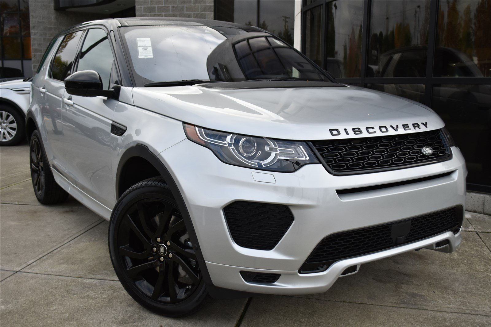 2019 Land Rover Discovery Sport HSE 286hp 4WD
