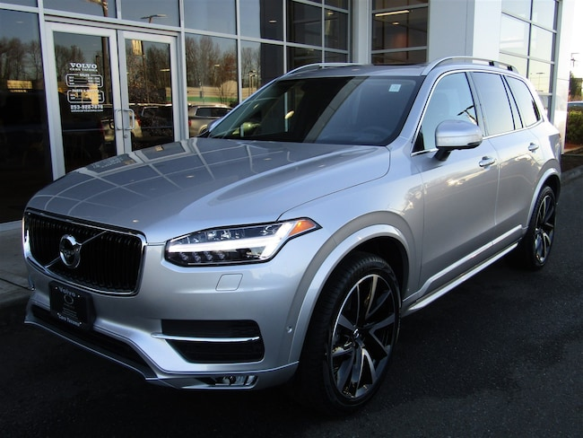 new 2019 volvo xc90 for sale at land rover of tacoma | vin