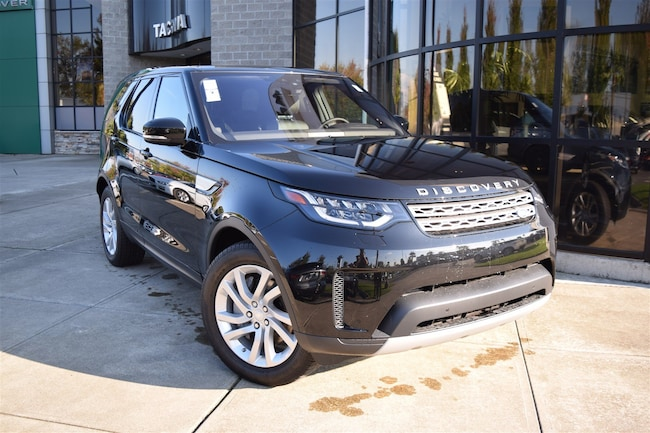 New 2018 Land Rover Discovery HSE HSE V6 Supercharged for Sale in Fife WA