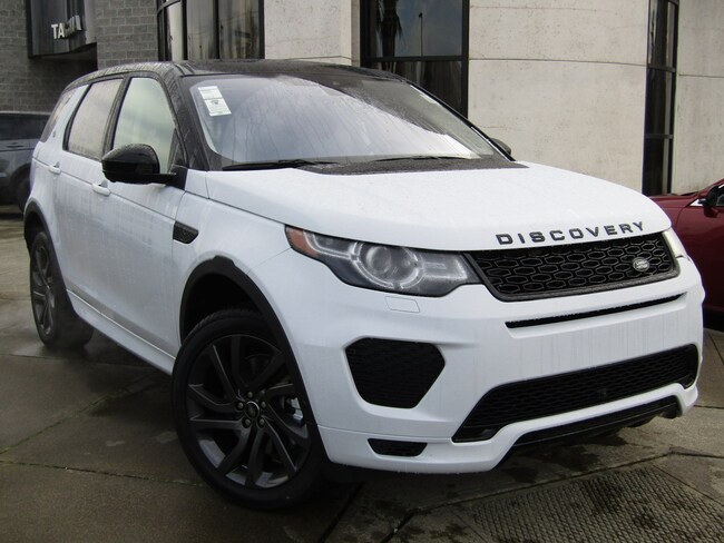 2019 Land Rover Discovery Sport HSE Dynamic SUV