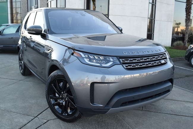 New 2019 Land Rover Discovery SE SUV for Sale in Fife WA