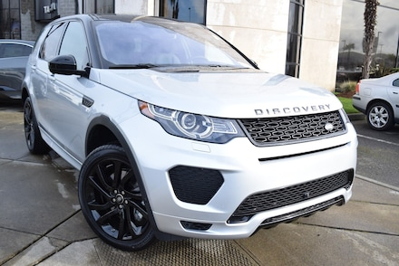 2019 Land Rover Discovery Sport HSE Dynamic HSE 286hp 4WD