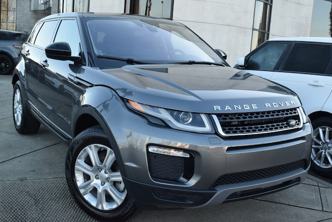 New 2019 Land Rover Range Rover Evoque SE Premium HB for Sale in Fife WA