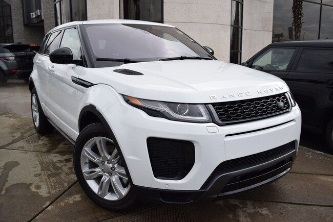 2019 Land Rover Range Rover Evoque HSE Dynamic 286hp 286hp HSE Dynamic
