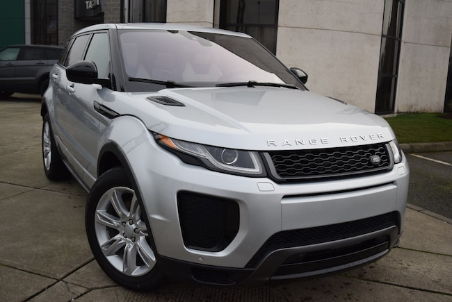 New 2019 Land Rover Range Rover Evoque HSE Dynamic 286hp HSE Dynamic for Sale in Fife WA