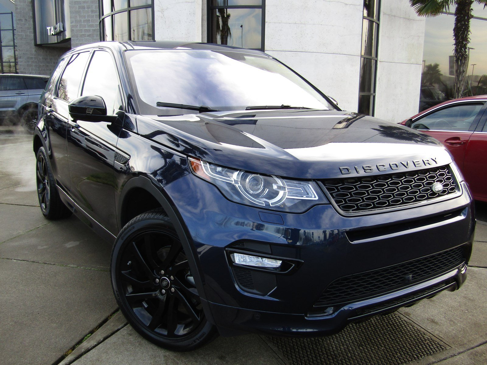 2019 Land Rover Discovery Sport 4WD