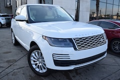 New 2019 Land Rover Range Rover HSE V6 Supercharged HSE SWB for Sale in Fife WA
