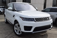 New 2019 Land Rover Range Rover Sport HSE V6 Supercharged HSE *Ltd Avail* for Sale in Fife WA