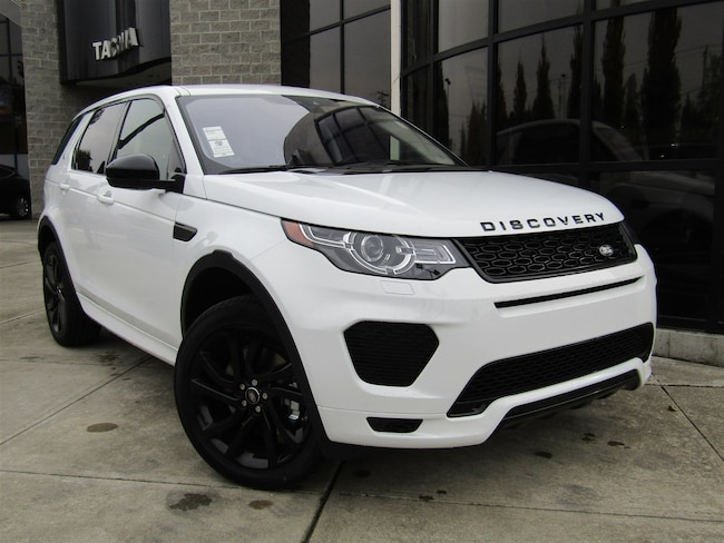 New 2018 Land Rover Discovery Sport HSE Luxury Dynamic HSE Luxury 286hp 4WD for Sale in Fife WA