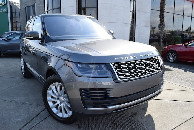 New 2019 Land Rover Range Rover HSE SUV for Sale in Fife WA