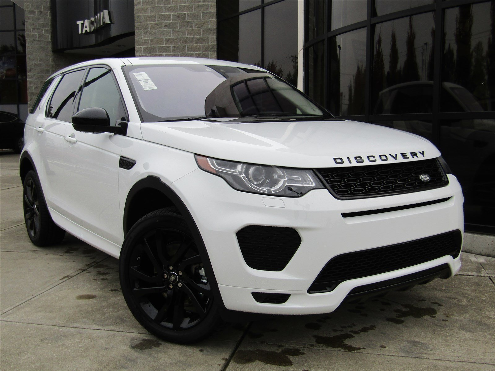 2018 Land Rover Discovery Sport HSE 286hp SUV