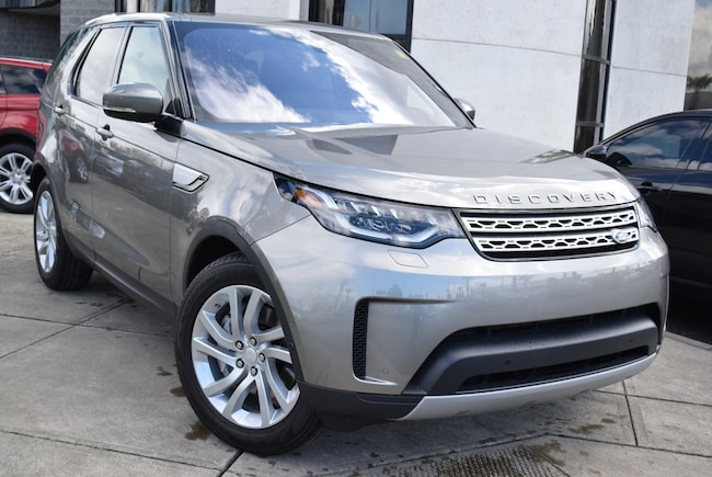 New 2019 Land Rover Discovery HSE SUV for Sale in Fife WA