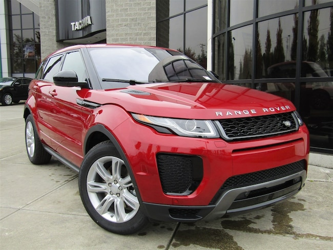 New 2018 Land Rover Range Rover Evoque HSE Dynamic 286hp HSE Dynamic for Sale in Fife WA