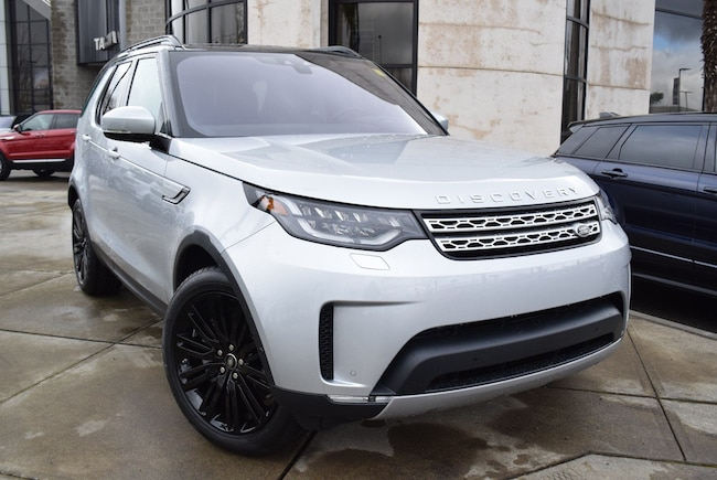 New 2019 Land Rover Discovery HSE Luxury SUV for Sale in Fife WA