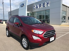 New 2020 Ford EcoSport SE SUV I-3 cyl Front-wheel Drive for sale/lease in Carey, OH