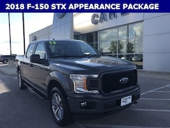 Used or Pre-Owned 2018 Ford F-150 Truck SuperCrew Cab for sale in Carey, OH