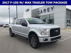 Used or Pre-Owned 2017 Ford F-150 Truck SuperCrew Cab for sale in Carey, OH