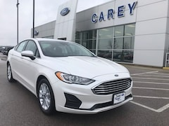 New 2020 Ford Fusion SE Sedan I-4 cyl Front-wheel Drive for sale/lease in Carey, OH