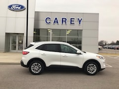 New 2020 Ford Escape SE SUV I-3 cyl Front-wheel Drive for sale/lease in Carey, OH