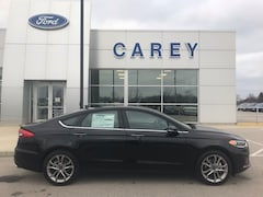 New 2020 Ford Fusion SEL Sedan I-4 cyl Front-wheel Drive for sale/lease in Carey, OH