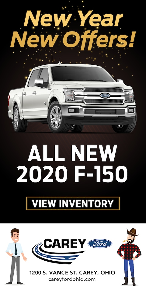 New Year New Offers 20 F150