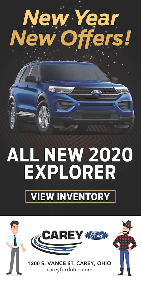 New Year New Offers Explorer