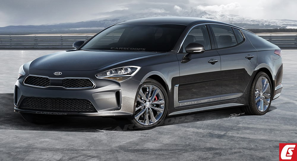 2018 Kia Gt A Car That S Worth Waiting For