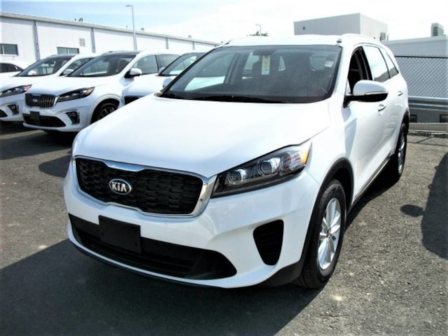 New 2019 Kia Sorento LX V6 SUV in Shrewsbury