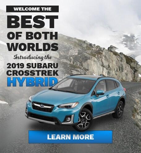 2019 Crosstrek Hybrid