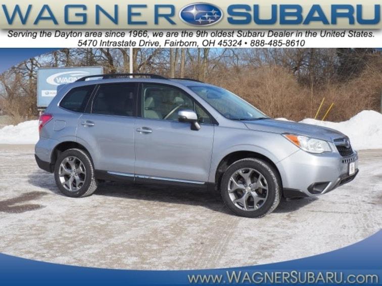 2016 Subaru Forester 2.5i Touring AWD 2.5i Touring  Wagon