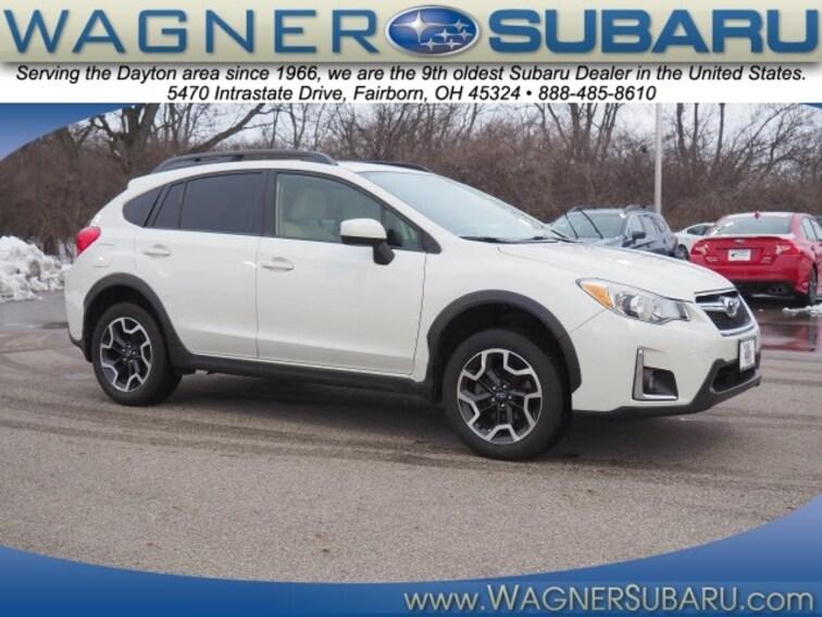 2016 Subaru Crosstrek Crossover
