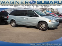 fairborn-dayton-oh 2002 Chrysler Town & Country LXi LXi  Extended Mini-Van