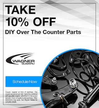 Take 10% OFF DIY Over The Counter Parts