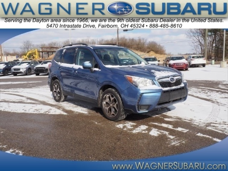 2016 Subaru Forester 2.0XT Premium AWD 2.0XT Premium  Wagon