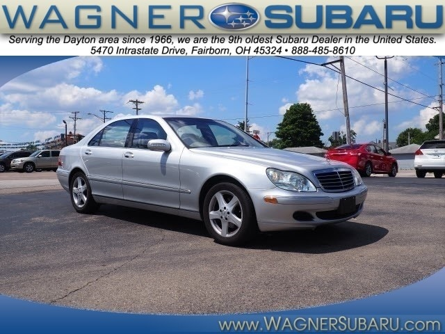 2004 Mercedes-Benz S-Class S 430 S 430  Sedan