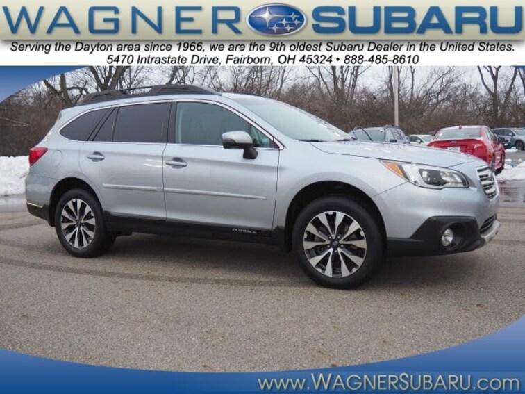 2017 Subaru Outback 2.5i Limited AWD 2.5i Limited  Wagon