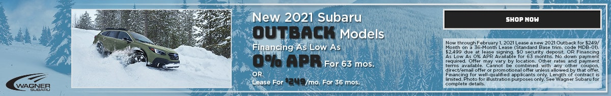 2021 Outback