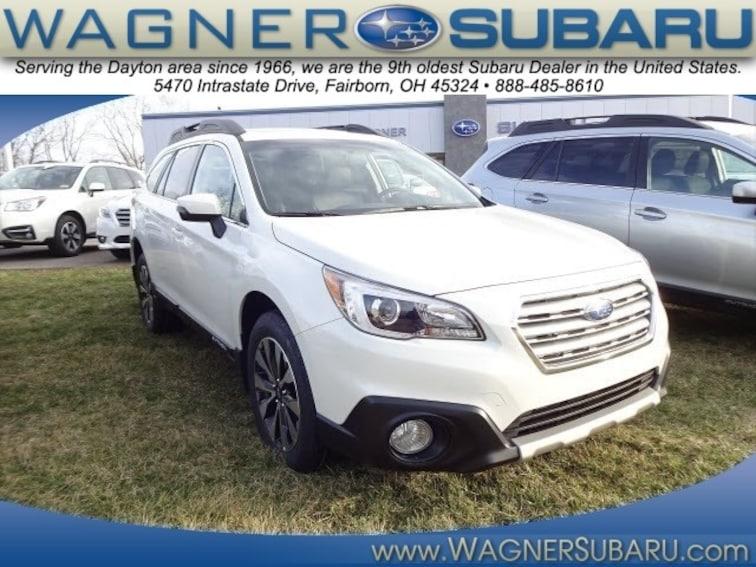 2017 Subaru Outback 3.6R Limited AWD 3.6R Limited  Wagon