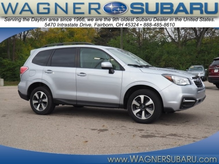 2018 Subaru Forester 2.5i Premium All-Weather Package AWD 2.5i Premium  Wagon CVT