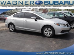 2014 Honda Civic LX LX  Sedan CVT