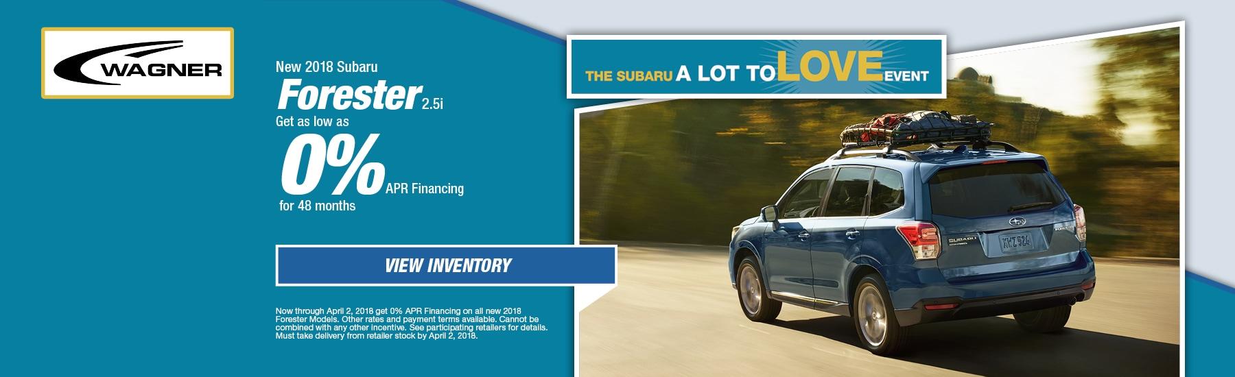 New and Used Subaru Dealer near Dayton, Ohio   Wagner Subaru ...