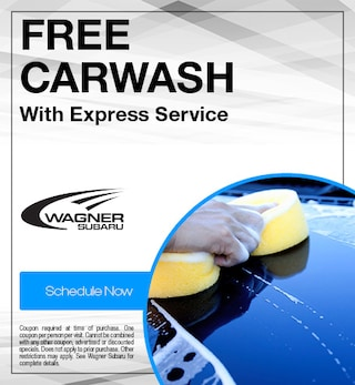 Get A Free Carwash With Express Service