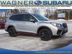 2019 Subaru Forester Sport SUV fairborn-dayton-oh